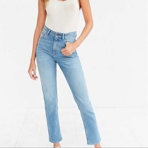 BDG Girlfriend High Rise Cropped Jean